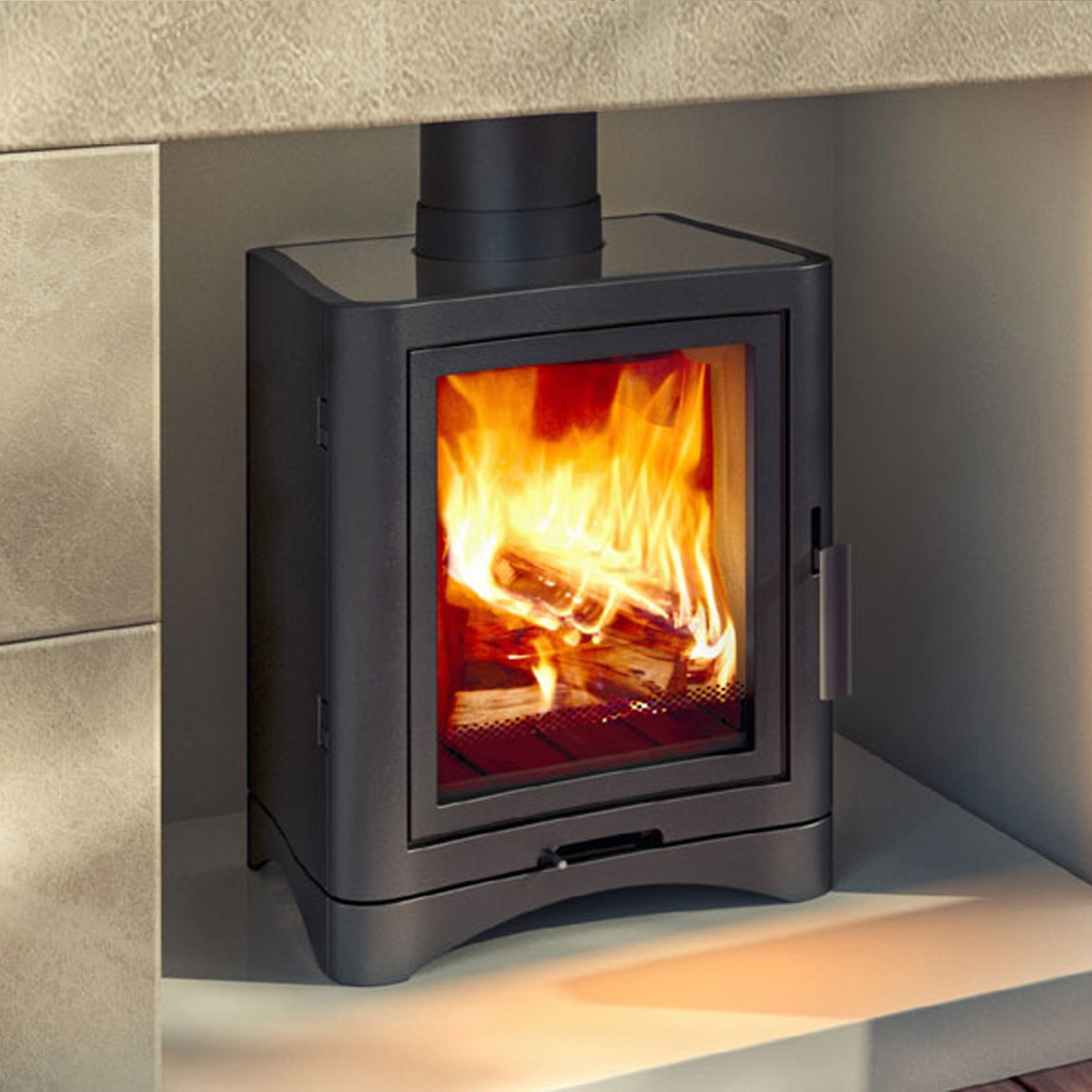 Dont Miss Out Broseley Evolution 5 Deluxe Woodburning