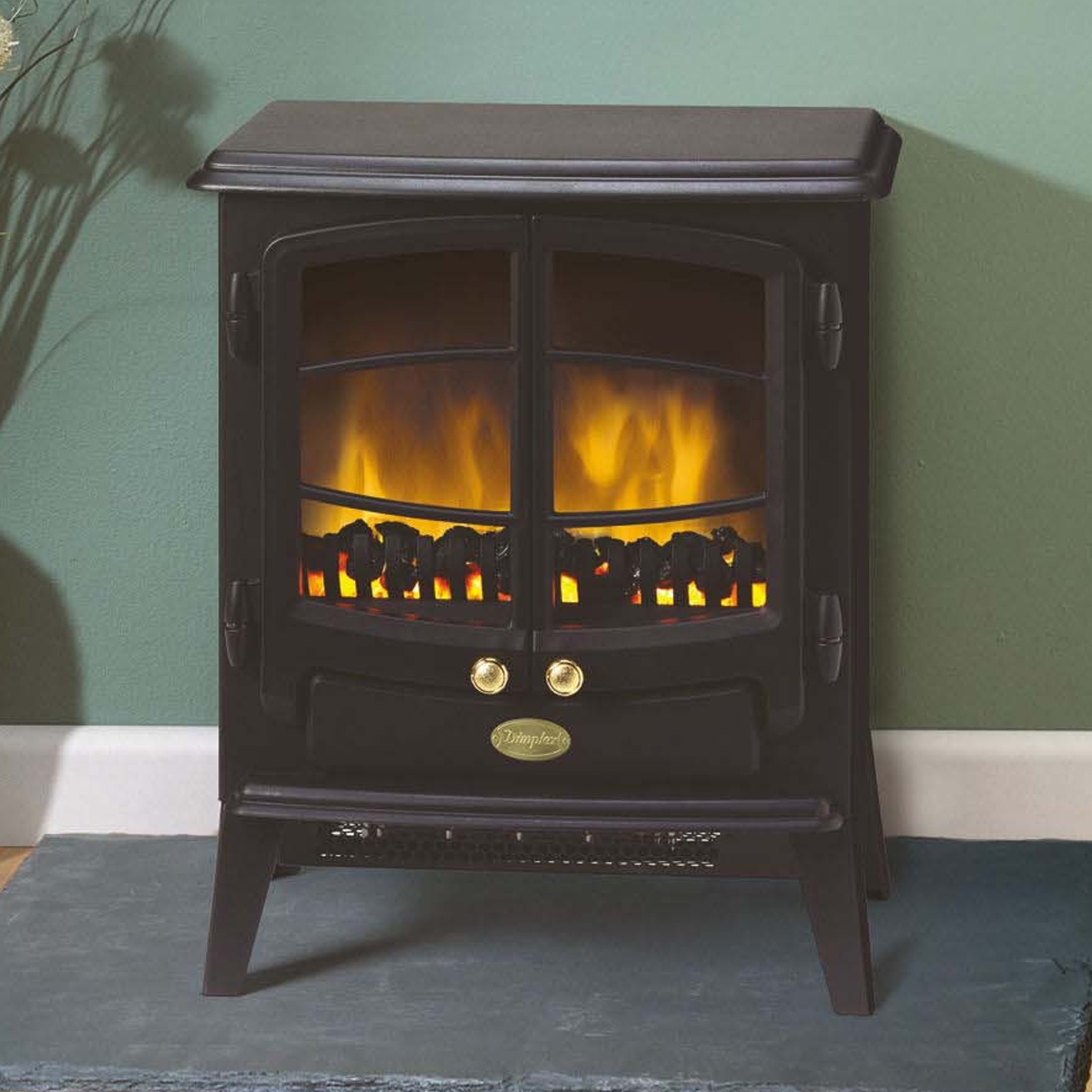 Dimplex Electric Stoves ~ Traditional tango optiflame dimplex electric fire