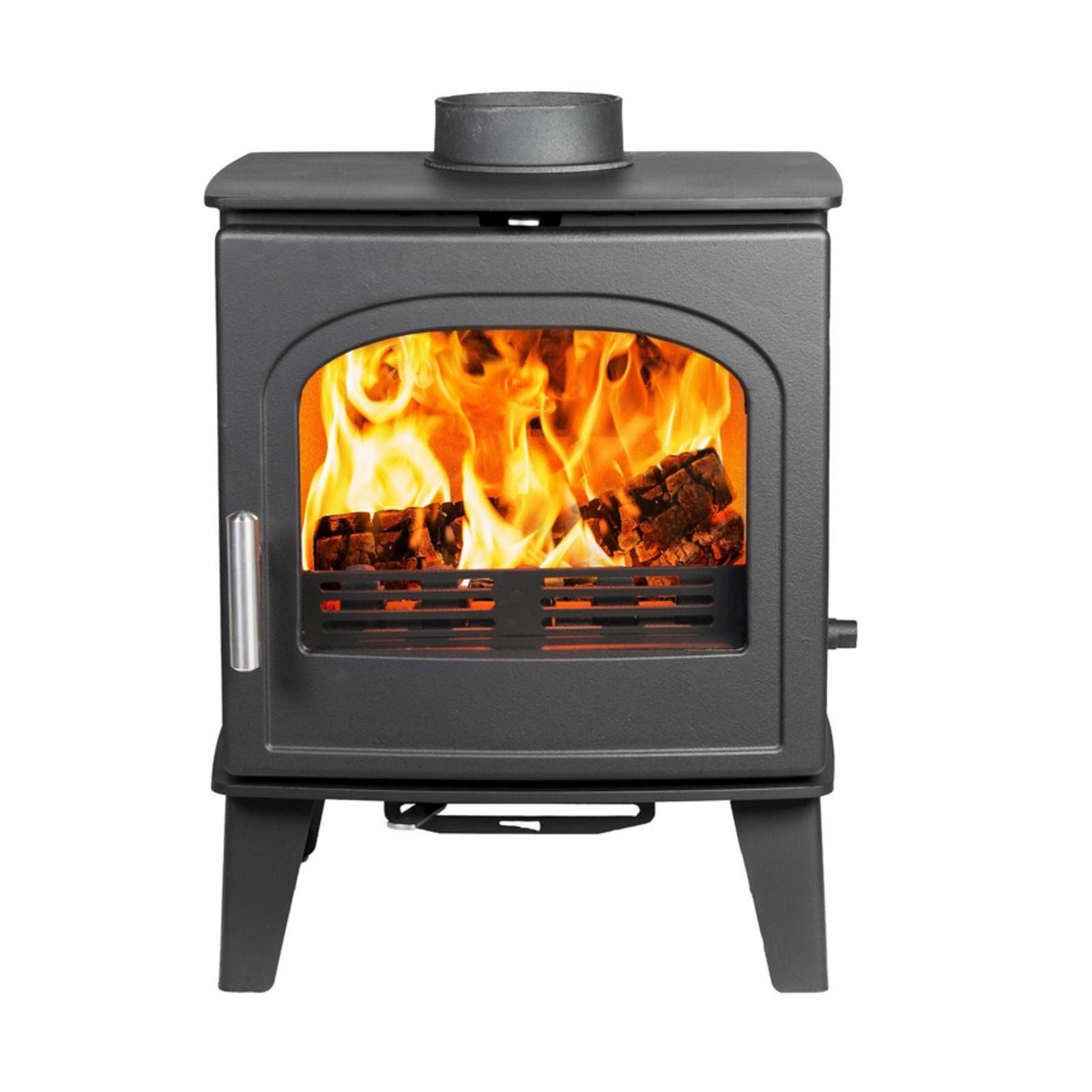 Cleanburn Stove Eco Ideal Eco 6 Multifuel Stove Best
