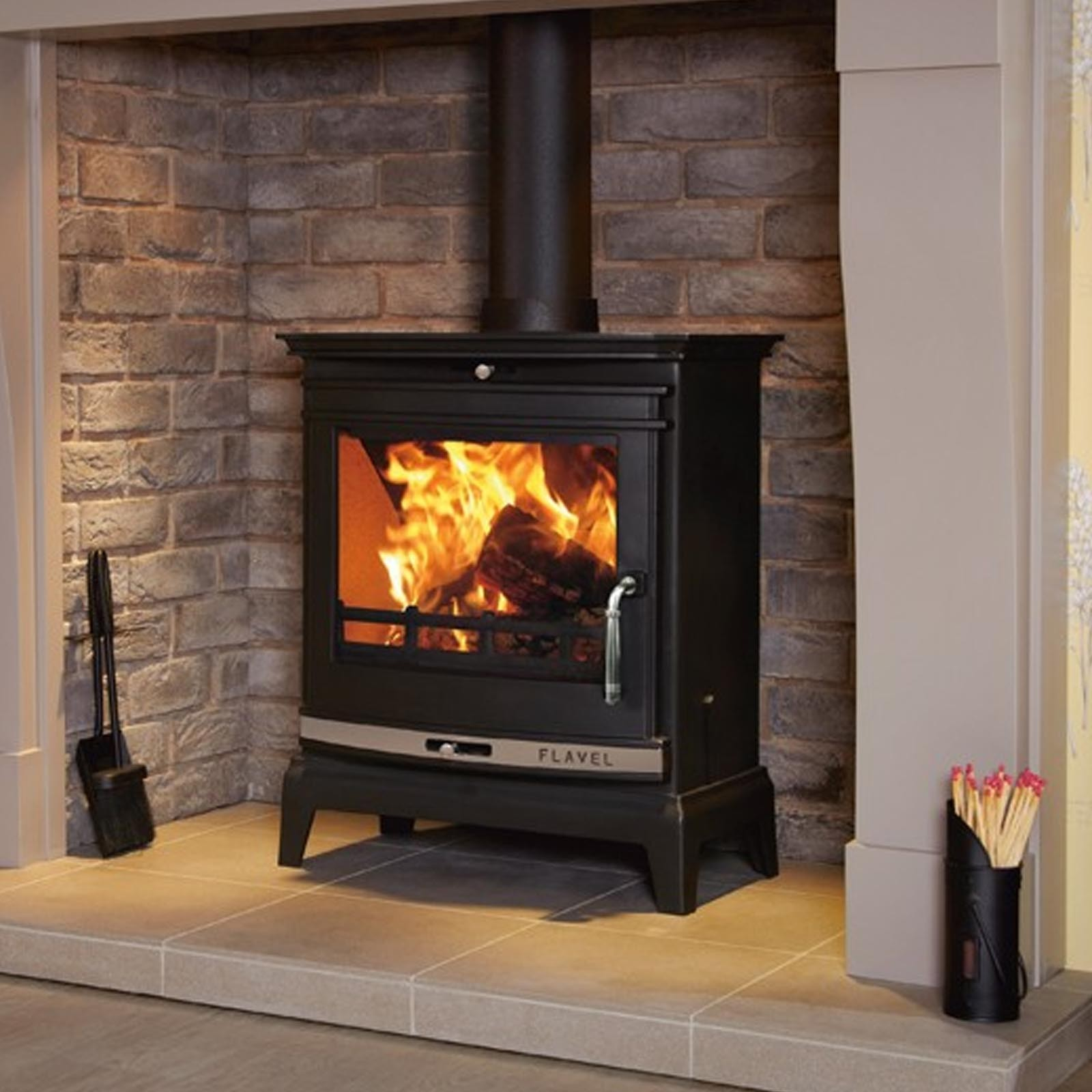Cant Be Beaten In Price Flavel Central Heating Stove