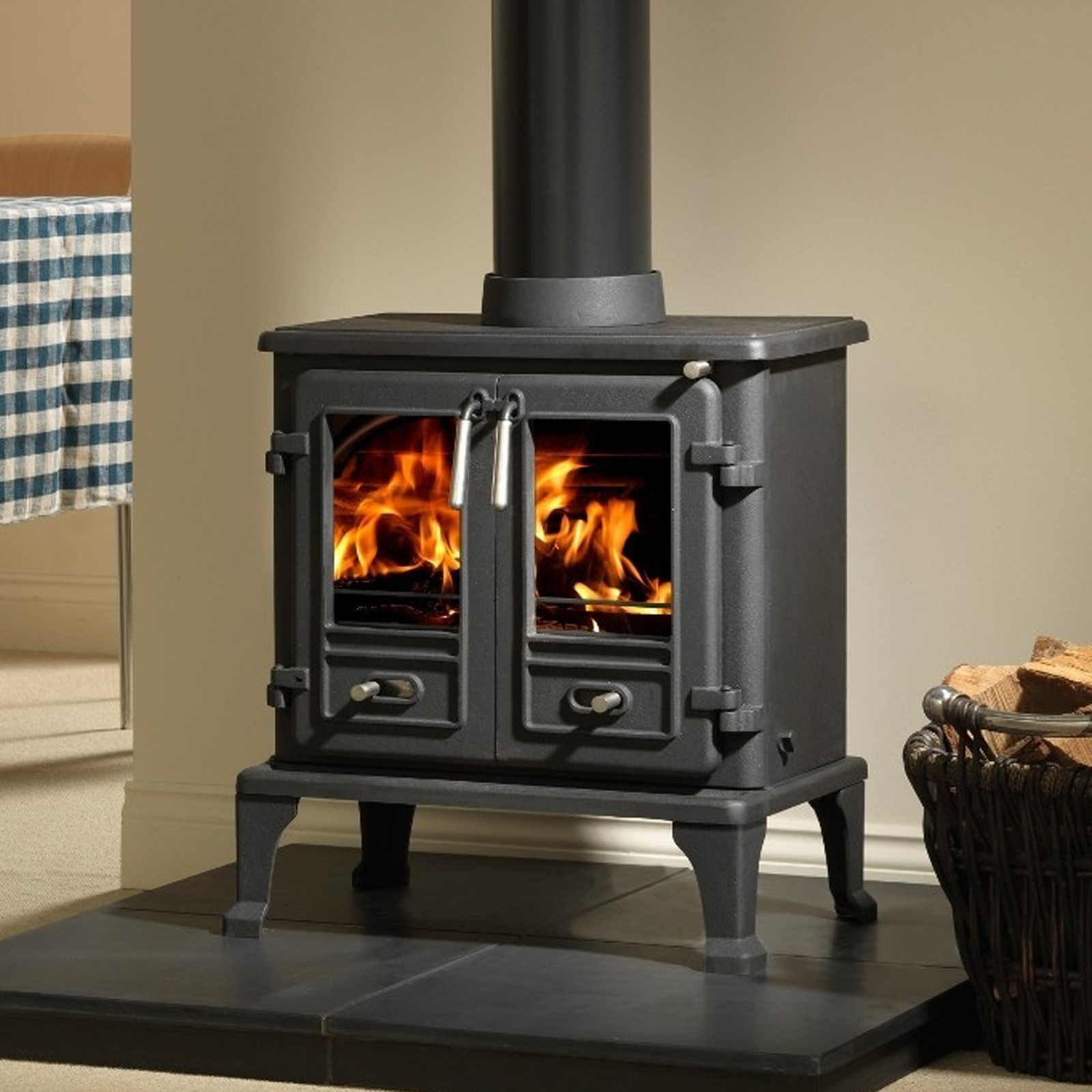 Great Heat Output Gallery Firefox 8td Multifuel Stove