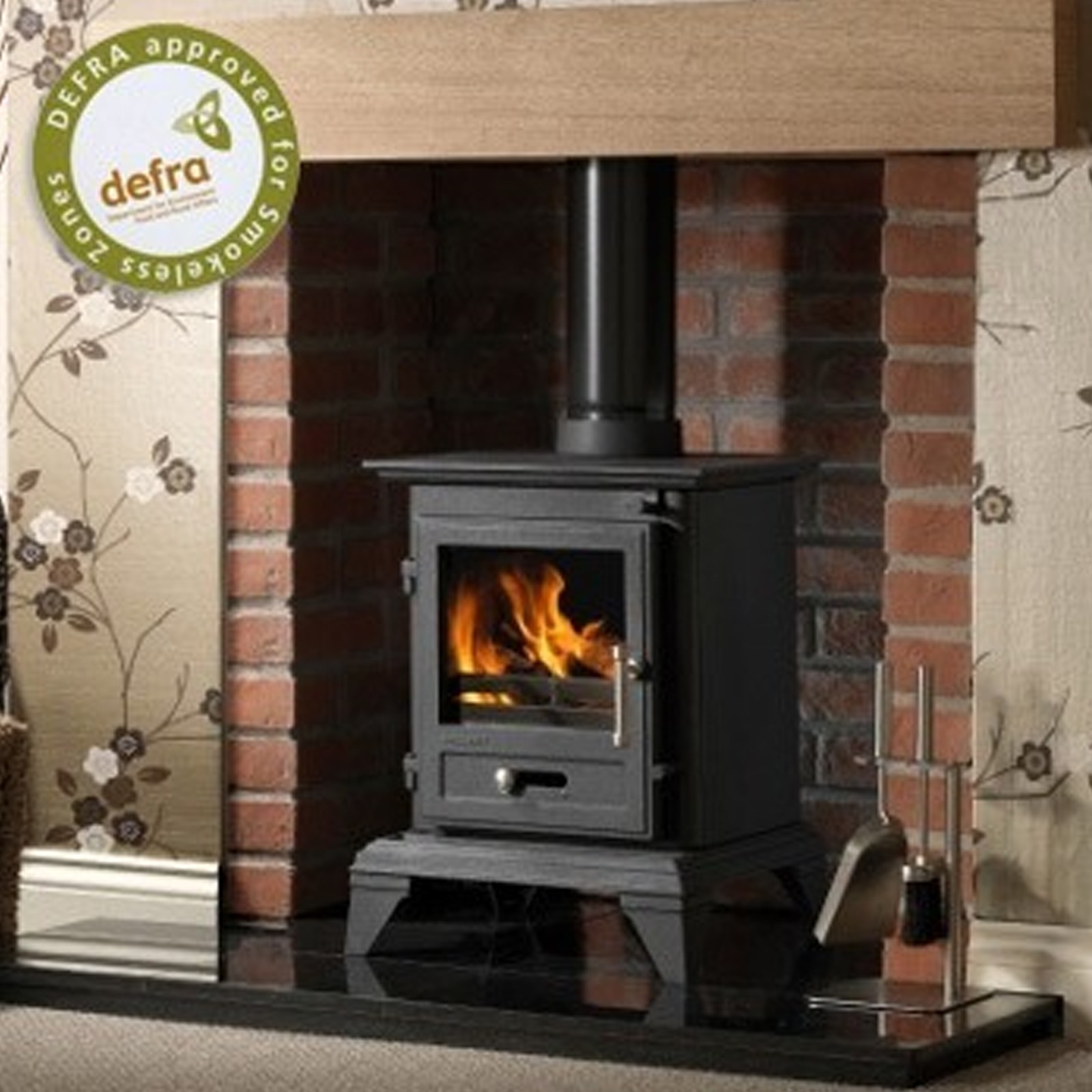 Uk Best Prices Gallery Classic 5 Cleanburn Stove