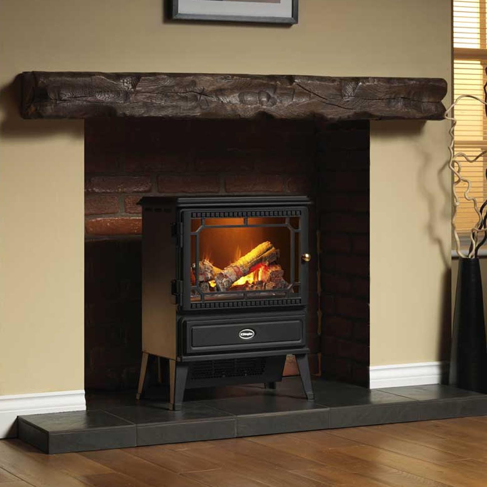 Free Delivery Dimplex Gosford Electric Opti Myst 174 Stove