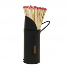 Gallery Black Match Holder