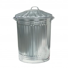 Gallery Dust Bin Tapered with Lid