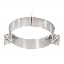 "MI Flues Guy Wire Bracket - 5"" Twinwall Flue"