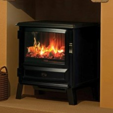 Dimplex Piermont Black Opti-myst® Electric Stove