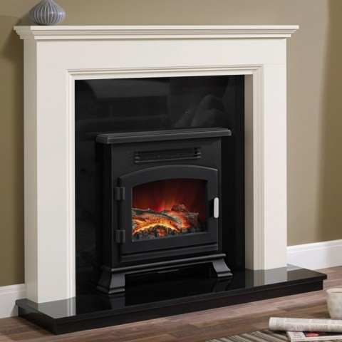"""Be Modern Westerdale 48"""" Banbury Fireplace Suite"""
