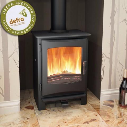 Broseley Evolution Ignite 5 Multifuel / Wood Burning Stove