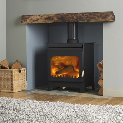 Burley Fireball™ Brampton Wood Burning Stove