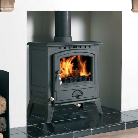 Cast Tec Alberg 7 Woodburning/Multifuel Stove