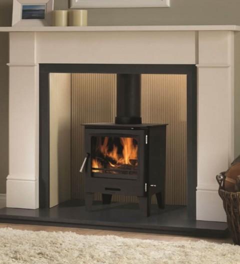 Cast Tec Horizon 5 Multifuel/Wood Burning Stove