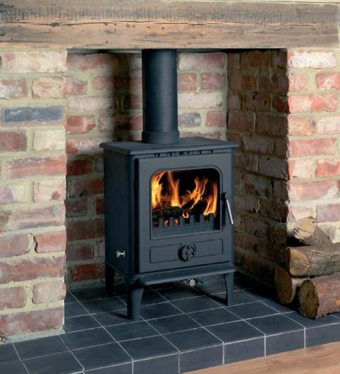 Cast Tec Norvik 5 Multifuel/Wood Burning Stove