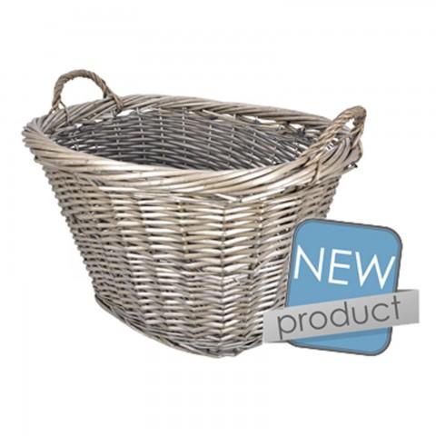 Gallery Cradle Log Basket