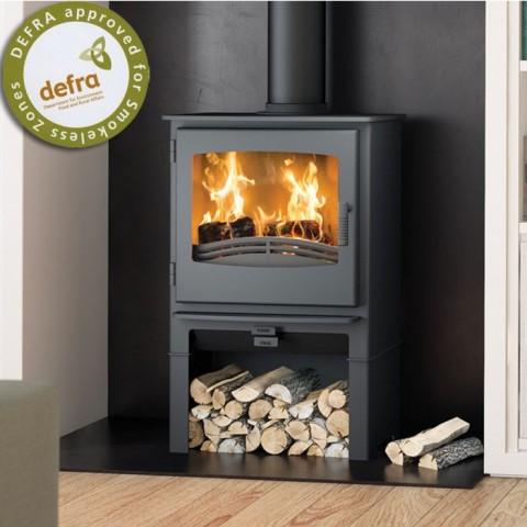 Broseley Evolution Desire 7 LS Multifuel / Wood Burning Stove