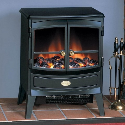 Dimplex Springborne Black Optiflame® Electric Stove