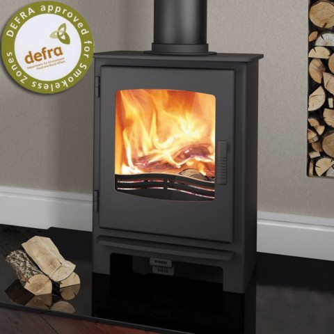 Broseley Evolution Desire 7 Multifuel / Wood Burning Stove