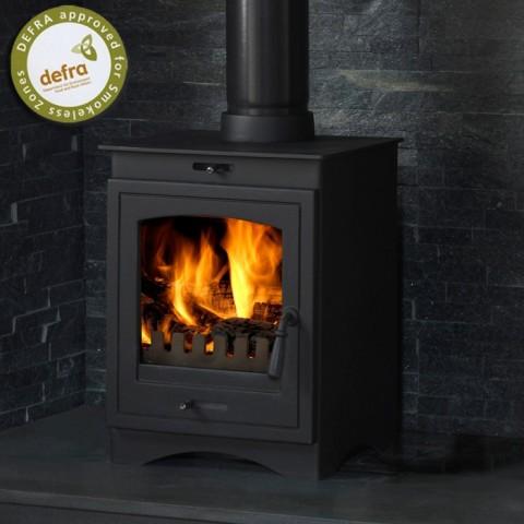 Gallery Helios 5 Clean Burn Multifuel/Wood Burning Stove