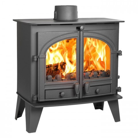 Parkray Consort 9 Slimline Multifuel Wood Burning Stove