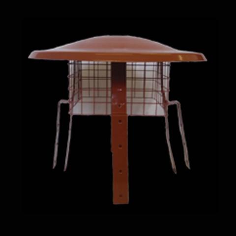 Gallery Rain Cowl - Square Pot