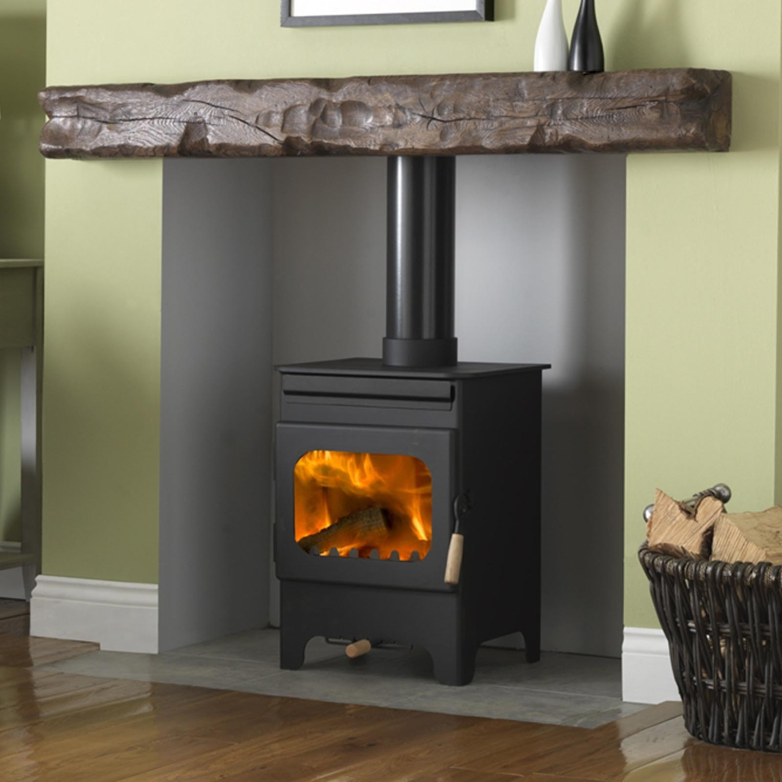 Free Uk Shipping Burley Fireball Debdale Wood Burning