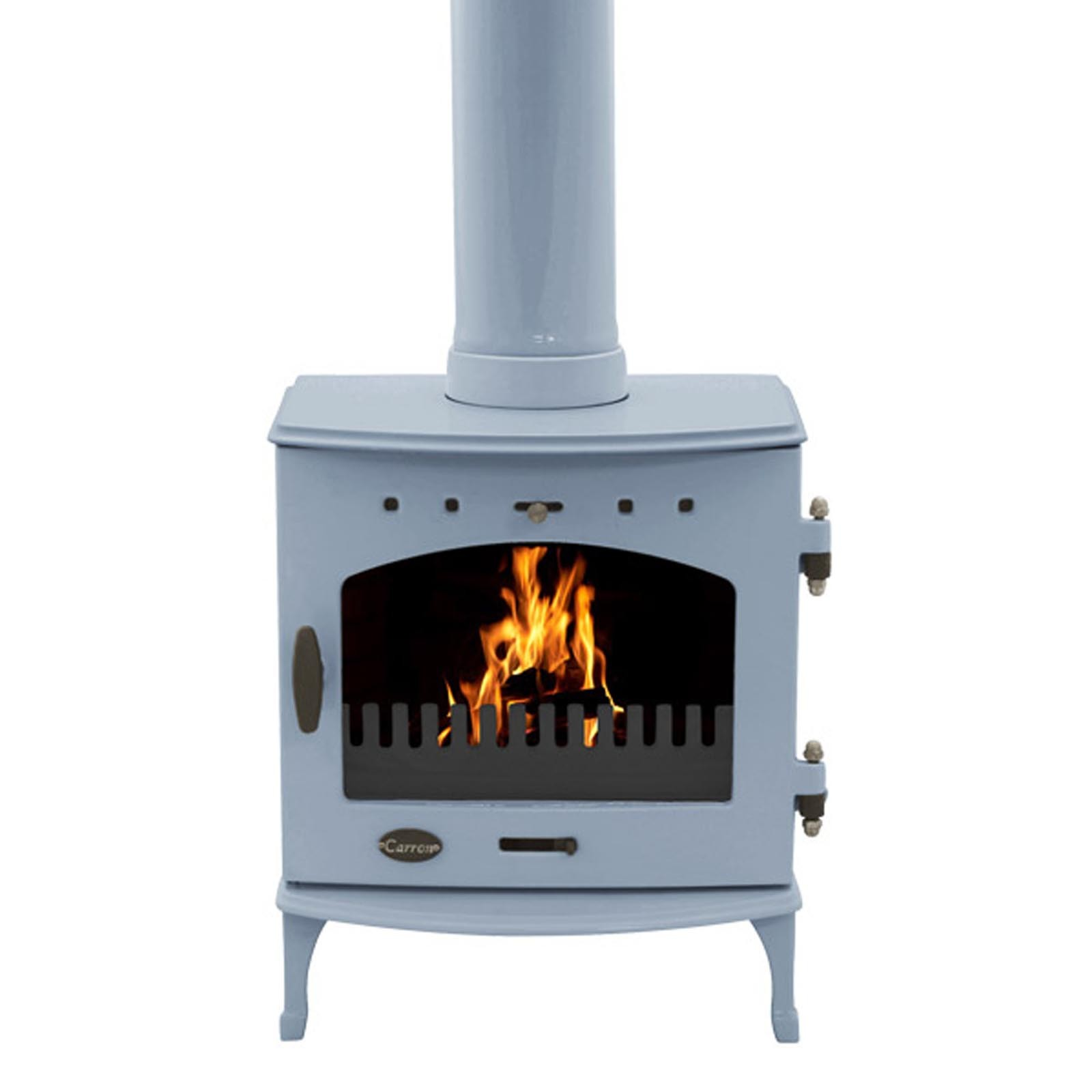 Top Quality Products Gallery Firefox 12 Multifuel Stove