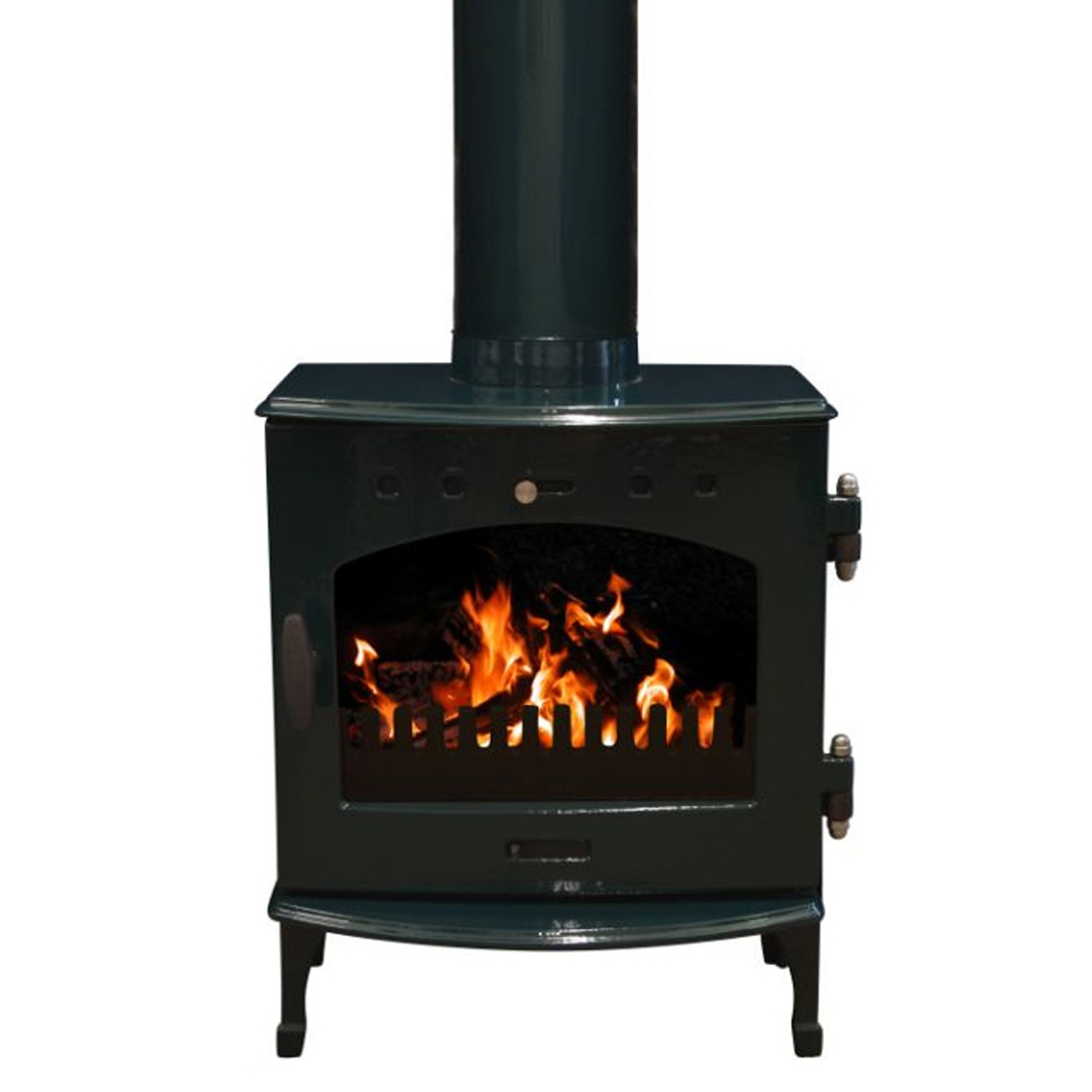 wood fireplace small gas guys deluxe item approved napoleon stove stoves burning log black epa