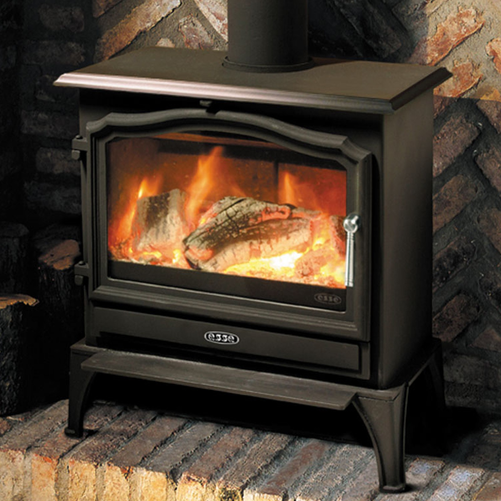 Fast Delivery Esse 100 Multifuel Woodburning Stove