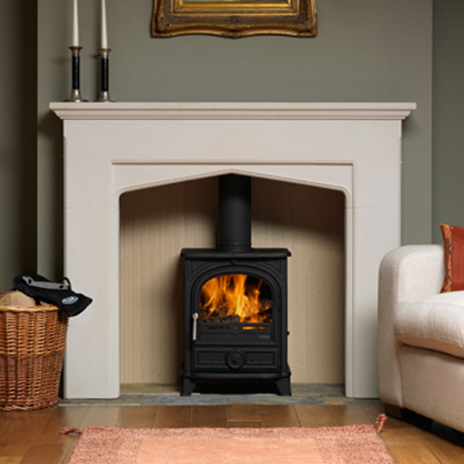 Speedy Delivery Esse 700 Multifuel Woodburning Stove