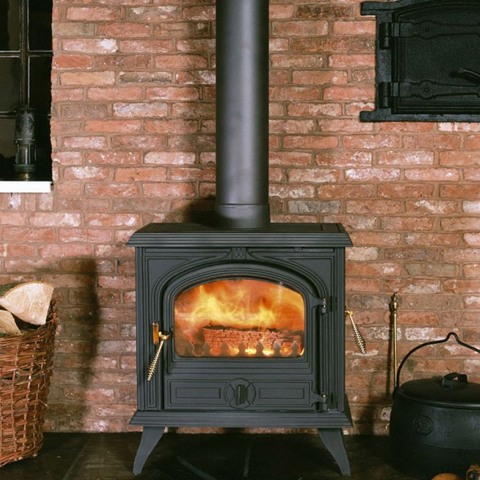 Incredible Prices Franco Belge Camargue Stove Uk Best
