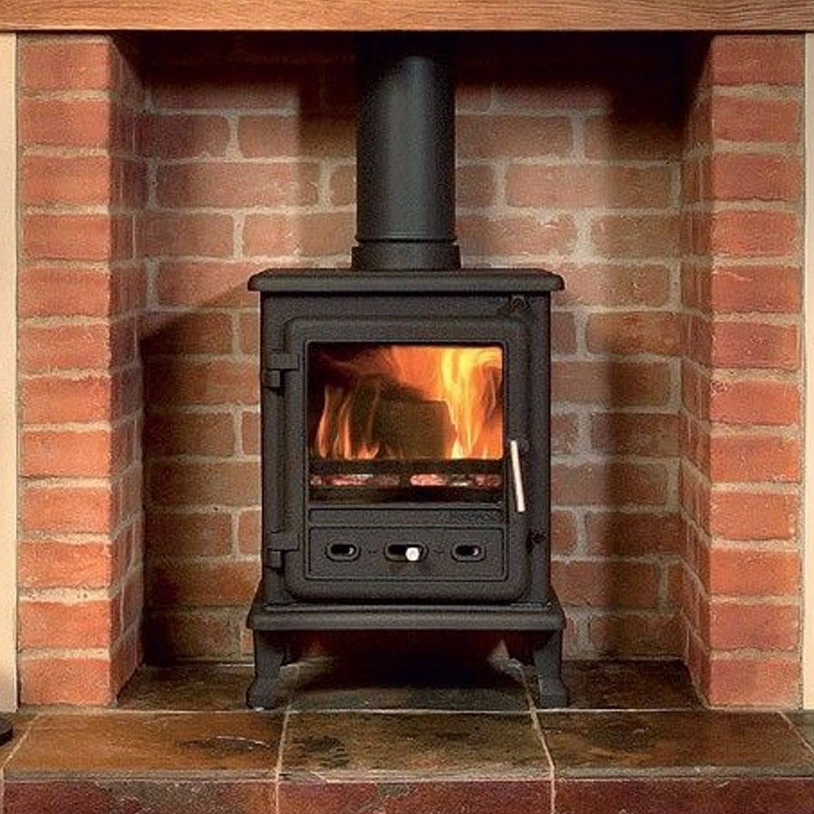 Cheap Deals Gallery Firefox 5 Multi Fuel Stove Uk No1