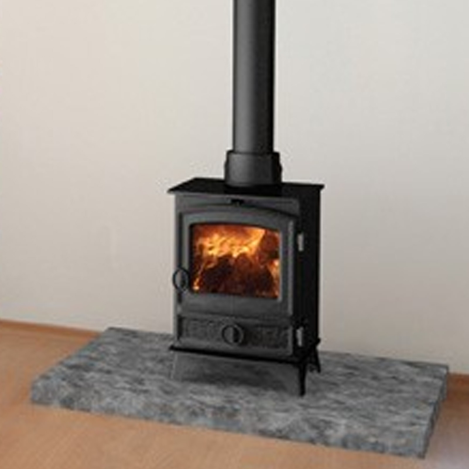 Petite Stove Hunter Hawk 4 Multi Fuel Wood Burning Stove