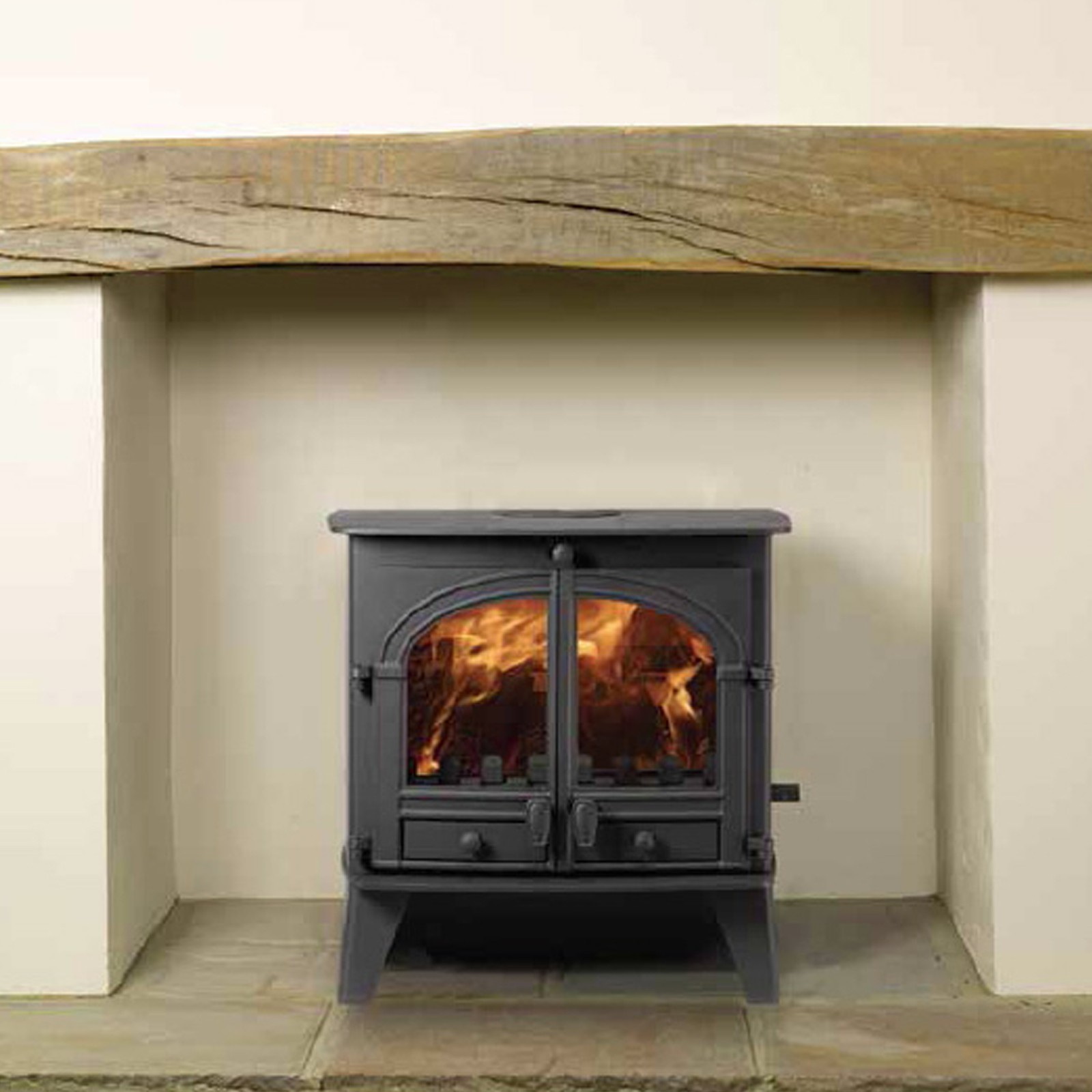 Fast Delivery Parkray Consort 9 Woodburning Multifuel