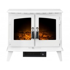 Adam Woodhouse Electric Stove Pure White