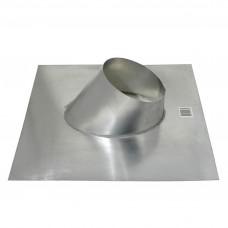 MI Flues Aluminium Roof Flashing