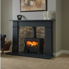 Cast Tec Briton 5 Multifuel/Wood Burning Stove
