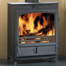 Cast Tec Juno 5 Multifuel/Wood Burning Stove