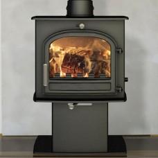 Cleanburn Sonderskoven Pedestal Multifuel/Woodburning Stove