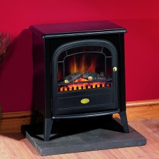 Dimplex Club Black Optiflame® Electric Stove