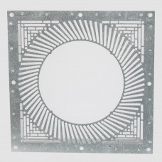 MI Flues Firestop Plate