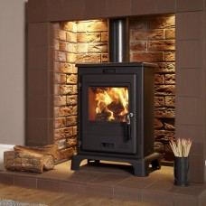 Flavel No. 1 Straight Door Multifuel Stove