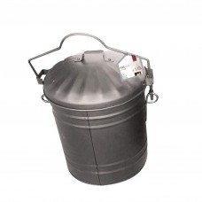 Gallery Ash Bucket With Lid