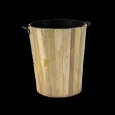 Gallery Wooden Log Tub
