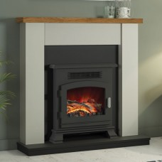 "Be Modern Ravensdale 42"" Fireplace Suite"