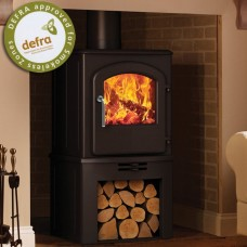 Broseley Serrano 5 SE Log Store Wood Burning Stove