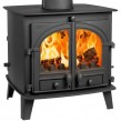 Parkray Consort 7 Double Sided Multifuel/Wood Burning Stove