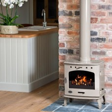Carron 4.7kW Cast Iron Enamel Multifuel/Wood Burning Stove