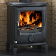Cast Tec Cougar 5 Multifuel/Wood Burning Stove