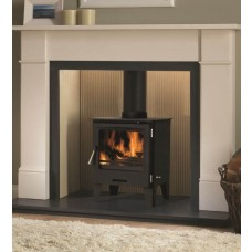 Cast Tec Horizon 5 Multifuel/Wood Burning Stove