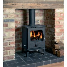 Cast Tec Norvik 5 Multifuel/Wood Burning Stove